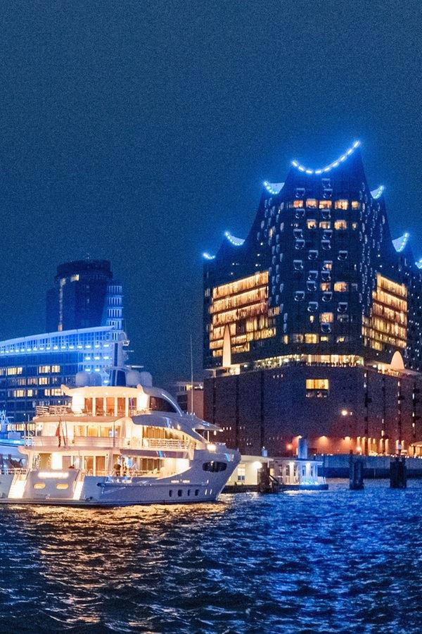 Blue Port 2019: Das blaue Leuchten ist zurück