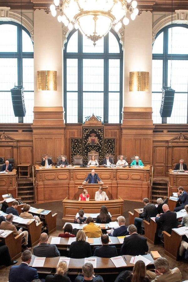 Bürgerschaft debattiert über Antisemitismus