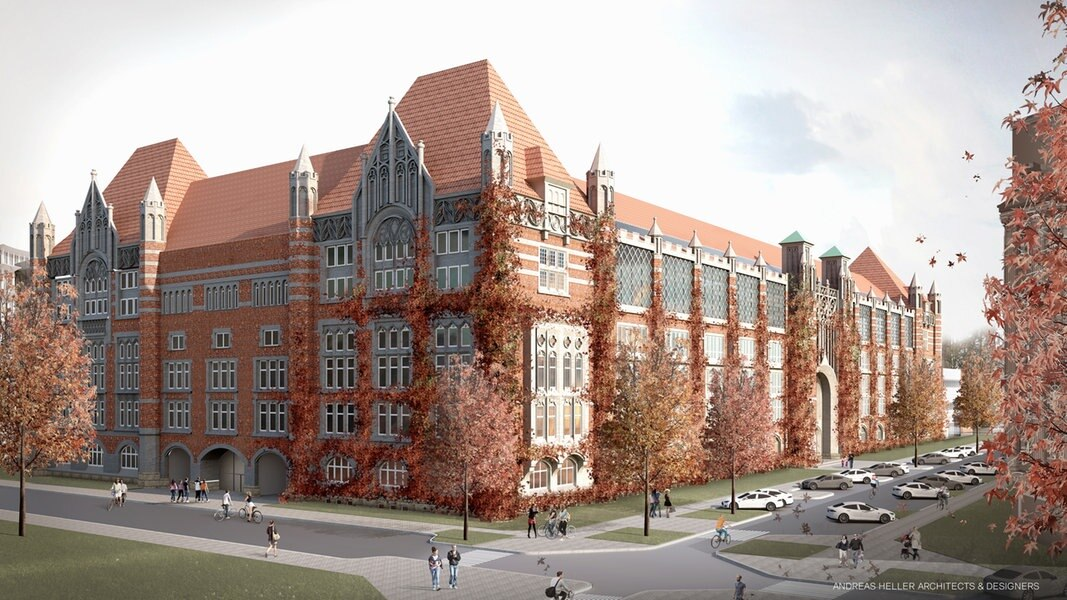 Campus Center Universität Hamburg Hamburg