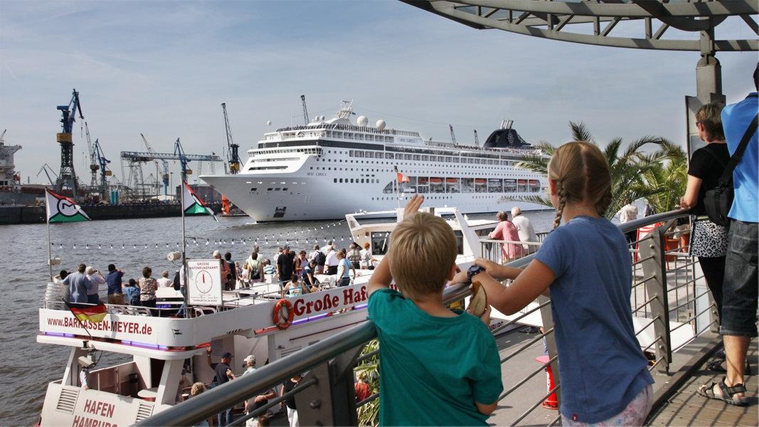 Hamburg in den Sommerferien erobern