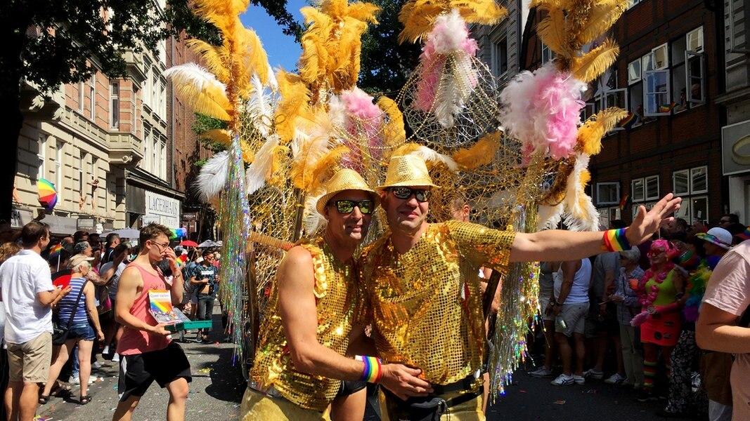 Csd Hamburg Parade 2021