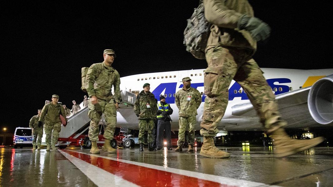 Us soldaten in deutschland kennenlernen