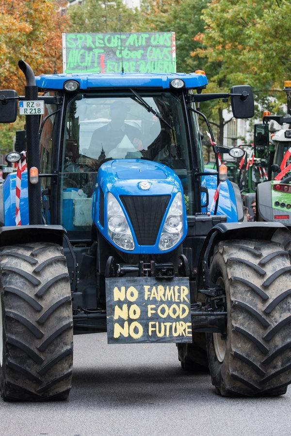 Bauern-Demo in Hamburg: 4.000 Traktoren erwartet - NDR.de