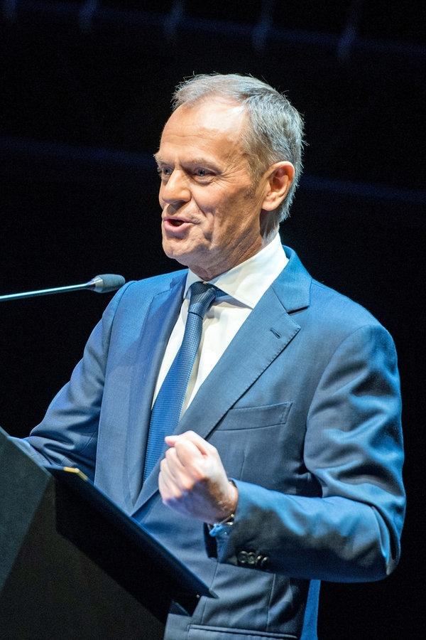 Donald Tusk erhält in Hamburg Dönhoff-Preis