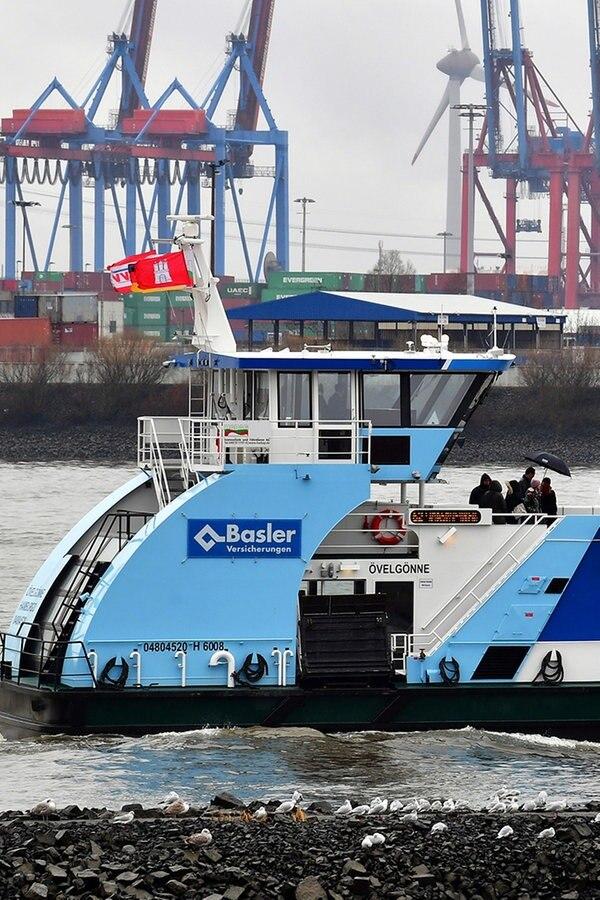 Linie 62: Ausbaupläne für beliebte Hafenfähre