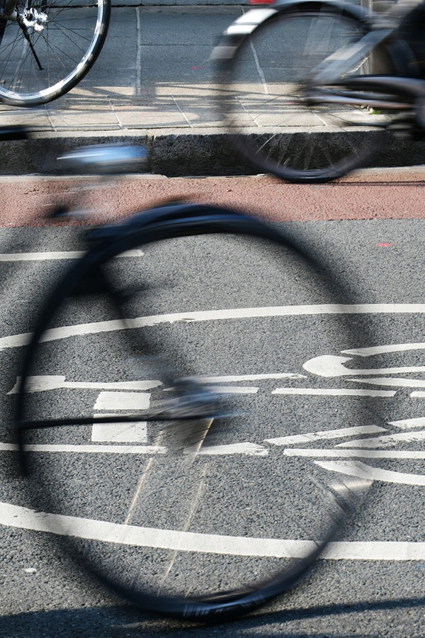 Sicheres Radfahren: Volksinitiative erfolgreich