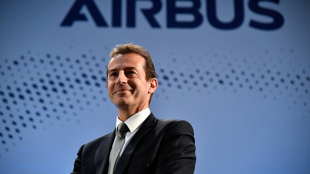 Guillaume Faury wird neuer Airbus-Chef