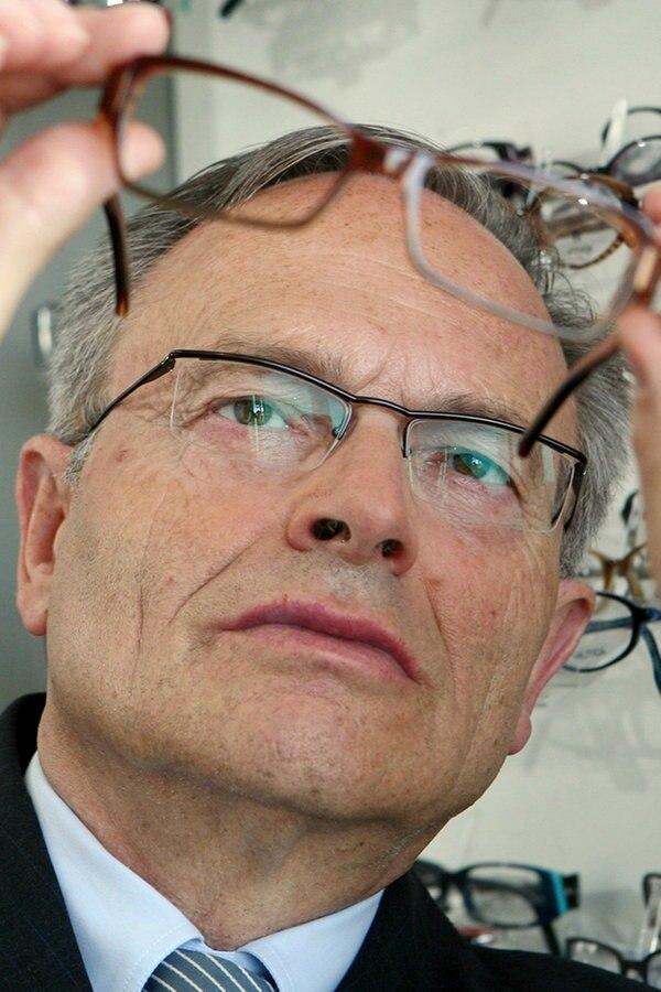 Brillenkönig Günther Fielmann wird 80
