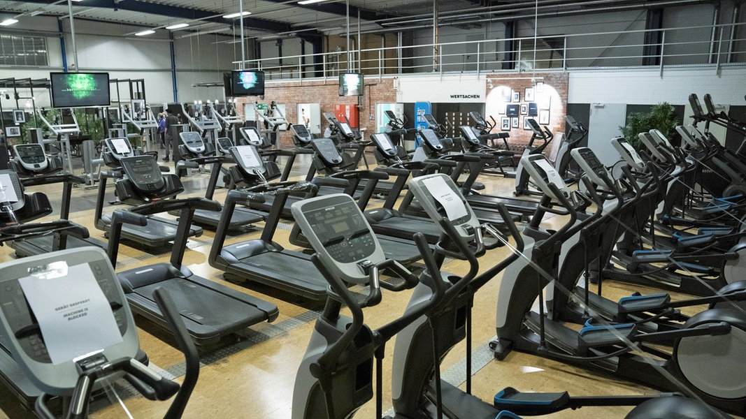 Fitnessstudio Hamburg Corona