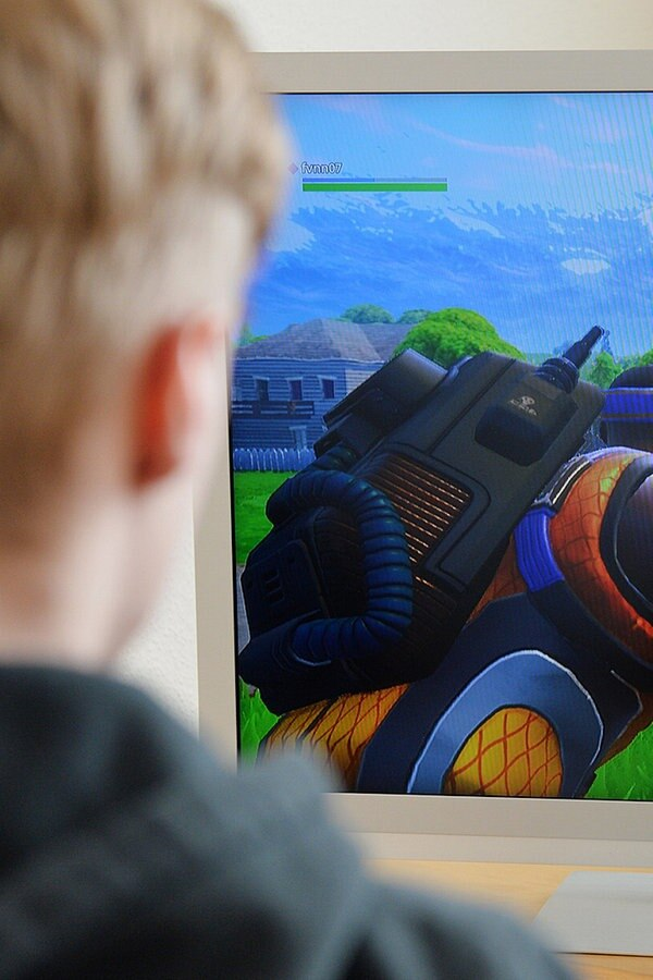 Computerspiel Fortnite