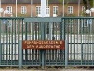 Die Führungsakademie der Bundeswehr in Hamburg © dpa