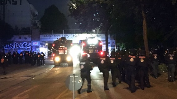 Sonderurlaub für Südwest-Polizisten nach G20-Einsatz
