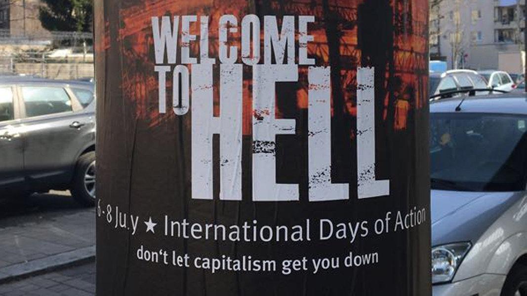 Welcome To Hell Hamburg G20
