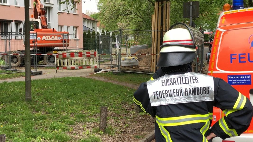 Hamburg Sprengsatz