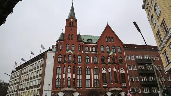 Schwedische Seemannskirche Hamburg