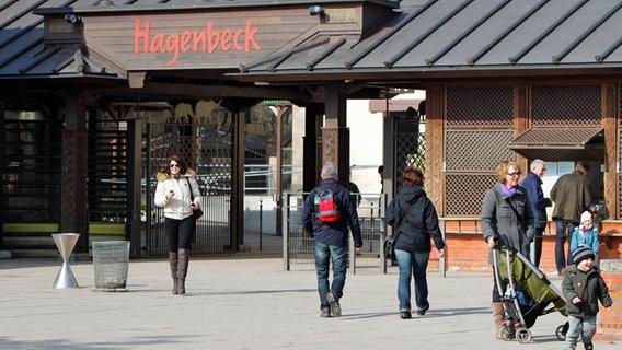 Vogelgrippe-Entwarnung: Tierpark Hagenbeck öffnet wieder