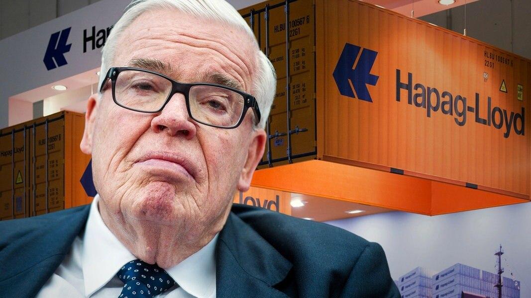 Machtpoker bei Hapag-Lloyd? Aktie auf Höhenflug