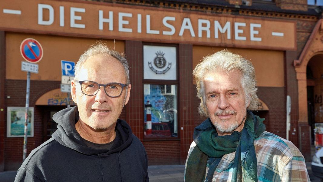 Prominente Werben Für Klamme Heilsarmee Ndrde Nachrichten Hamburg