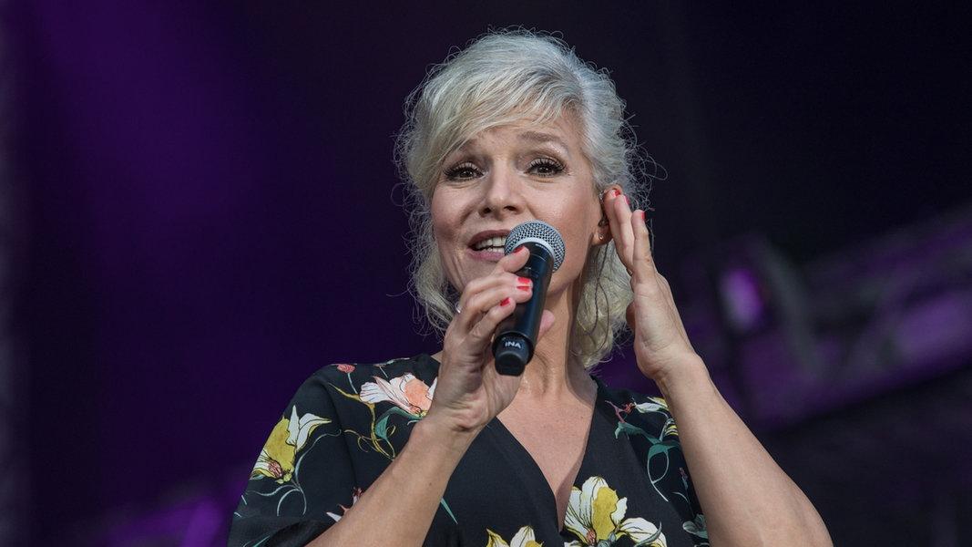 Ina Müller, Hamburg, 25. Juli