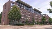Das Jobcenter in Hamburg. © NDR
