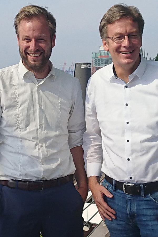 Hamburg plant Umwelt-Allianz mit Rotterdam