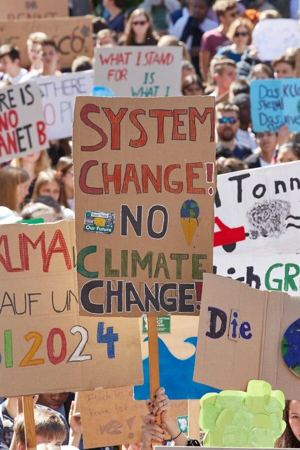 Zehntausende zu Klima-Demos im Norden erwartet