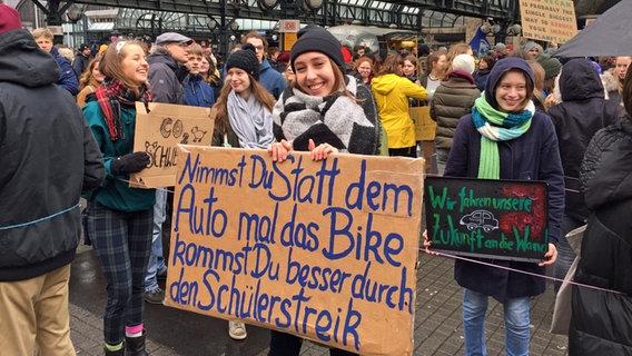 Offener Brief zu #FridaysForFuture: Klimaprotest ist Bildung