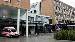 Asklepios-Klinik Hamburg-Barmbek © dpa/Picture Alliance