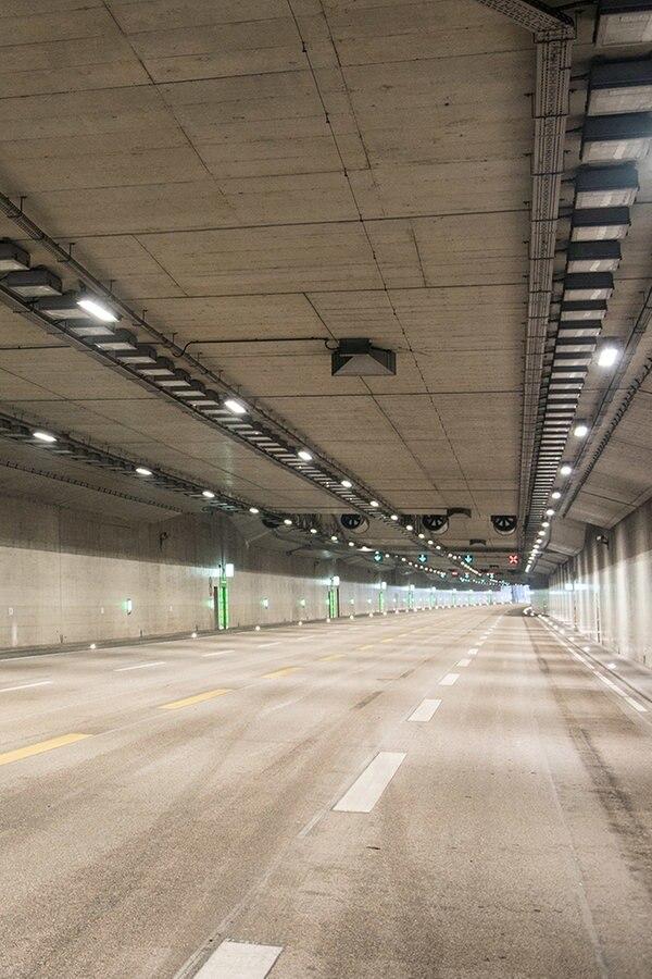 Neuer A7-Tunnel: Vollsperrung endet schon heute