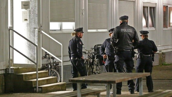 Haftbefehl gegen Messerangreifer von Hamburg