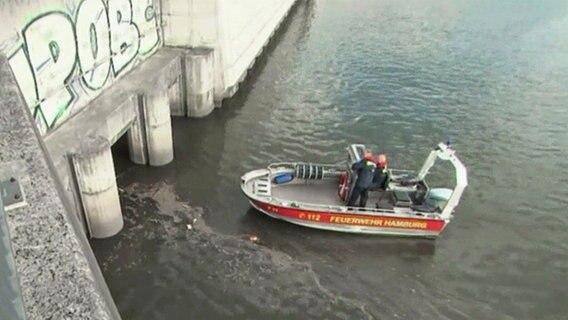 Erneut Leichenteil in Hamburger Gewässern gefunden