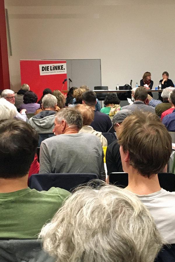 Linke debattiert über Programm und Personal