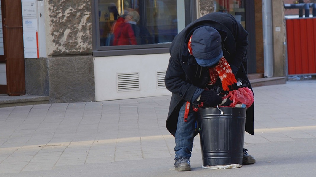 Rot-Grün will mehr gegen Obdachlosigkeit tun