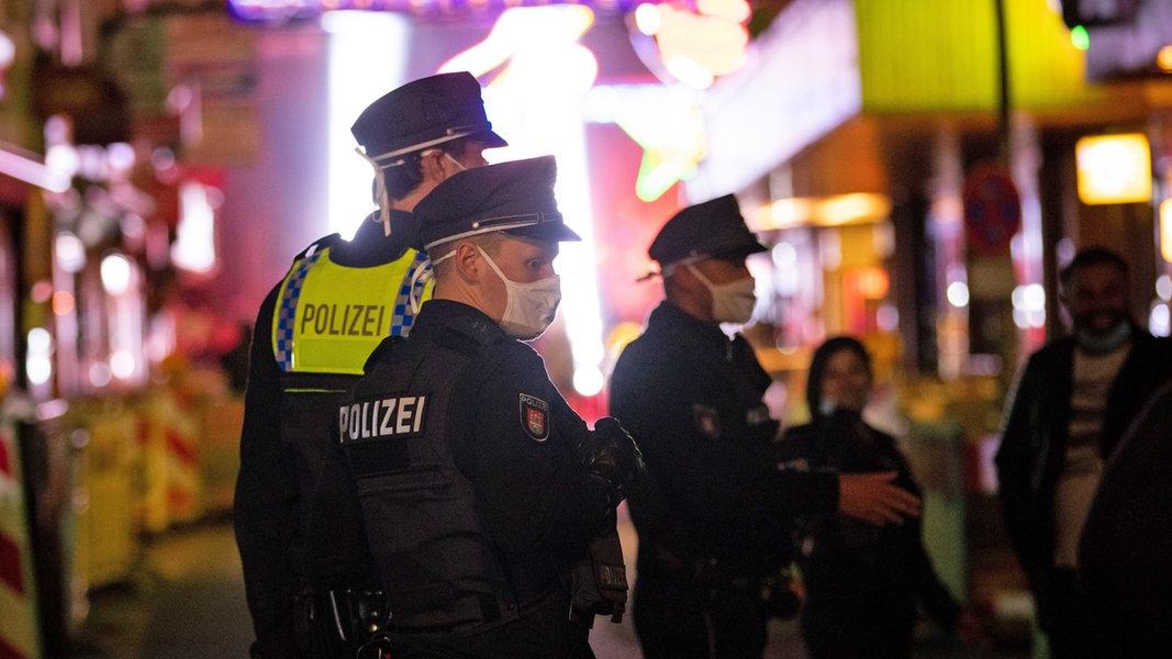 Polizei will über Pfingsten mehr kontrollieren