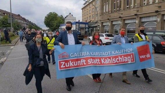 Karstadt in Bielefeld bleibt