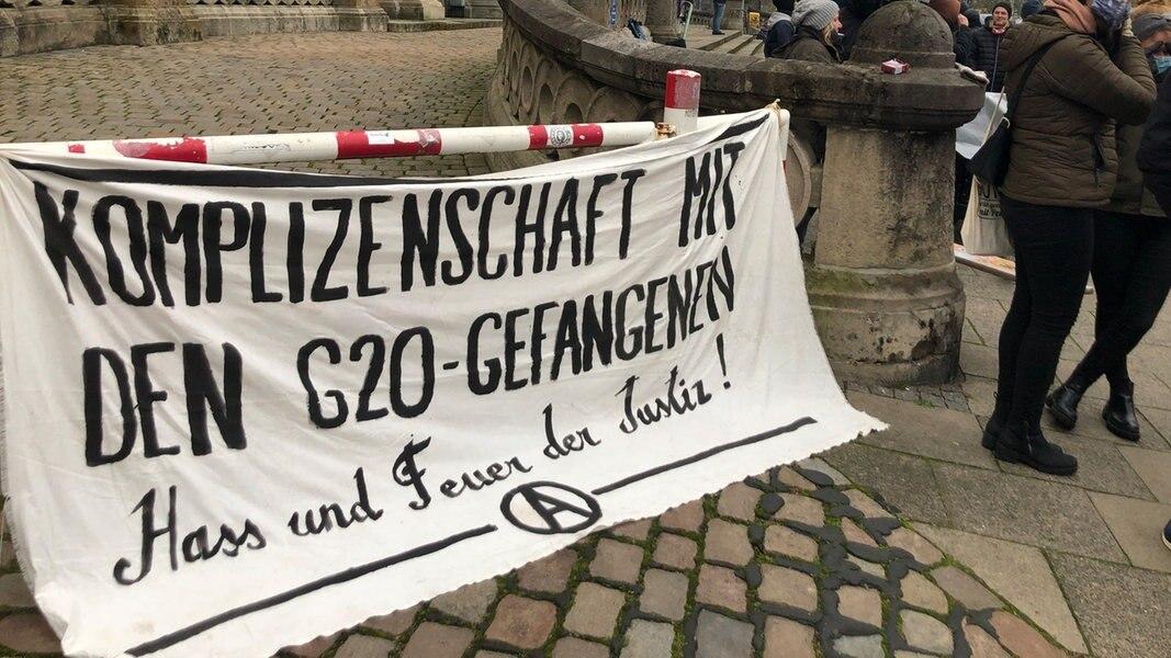 Verfassungsschutz warnt vor G20-Demonstration