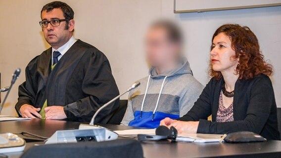 Ricardas D. wegen Mordes verurteilt