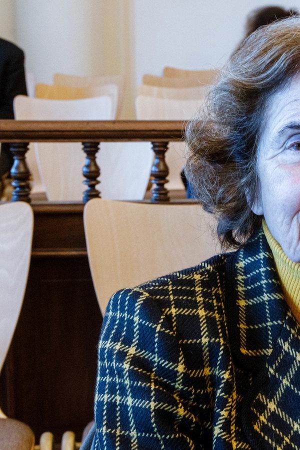 Beate Klarsfeld: Prozess gegen KZ-Wachmann wichtig