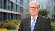 Hamburgs Schulsenator Ties Rabe (SPD) zu Gast beim NDR Foto: Kathrin Otto