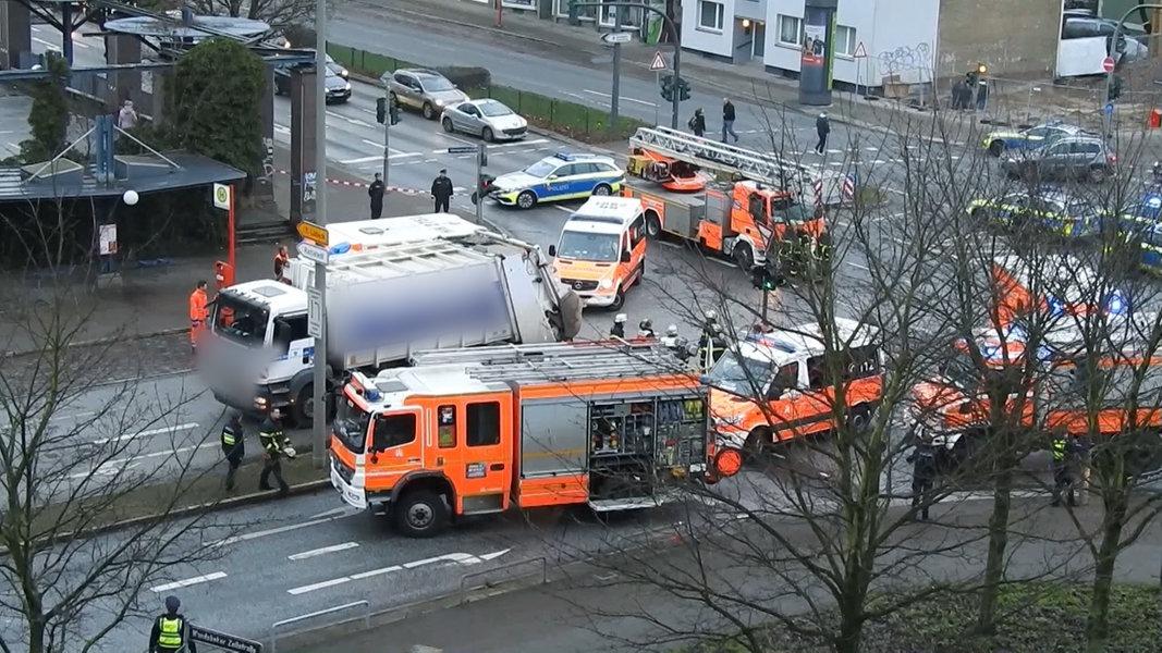 Hamburger Nachrichten Unfall
