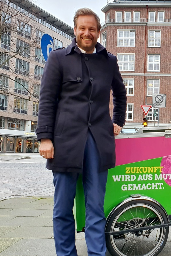 Grüne wollen Radverkehr in Hamburg ausbauen