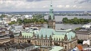 Das Rathaus in Hamburg. © picture alliance/Bildagentur-online