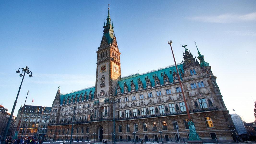 Hamburg Senat Corona