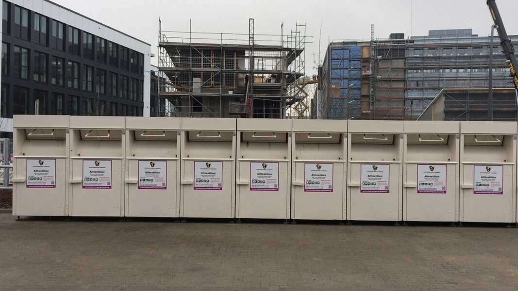Recyclinghof Hamburg Niendorf