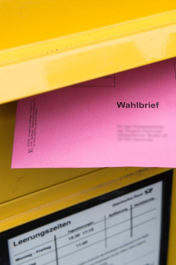 Briefwahl Hamburg