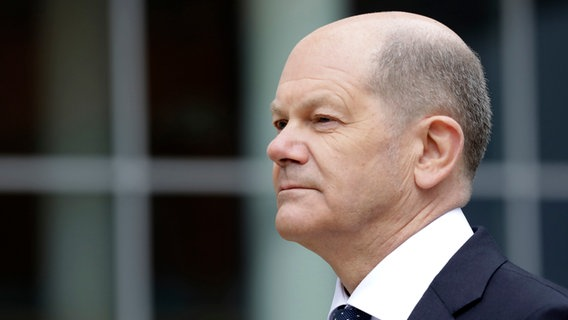 Olaf Scholz © picture alliance / Geisler-Fotopress