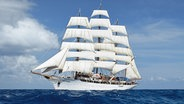 Sea Cloud © Sea Cloud Cruises
