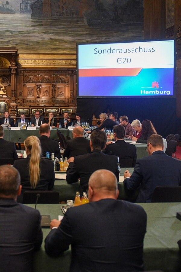 Nachrichten Hamburg G20