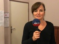 Judge Rapporteur Elke Spanner in Hamburg-Harburg District Court © NDR
