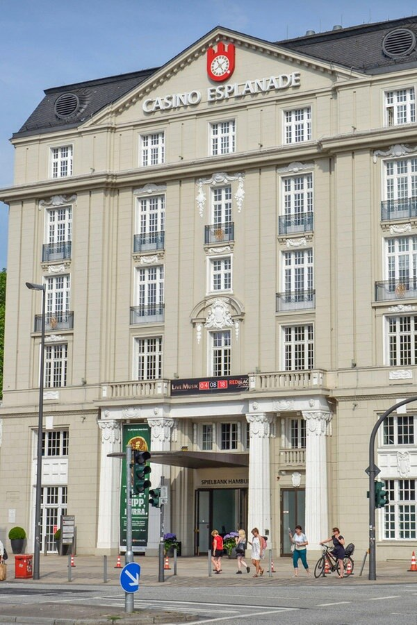 Spielbank Hamburg Kleiderordnung